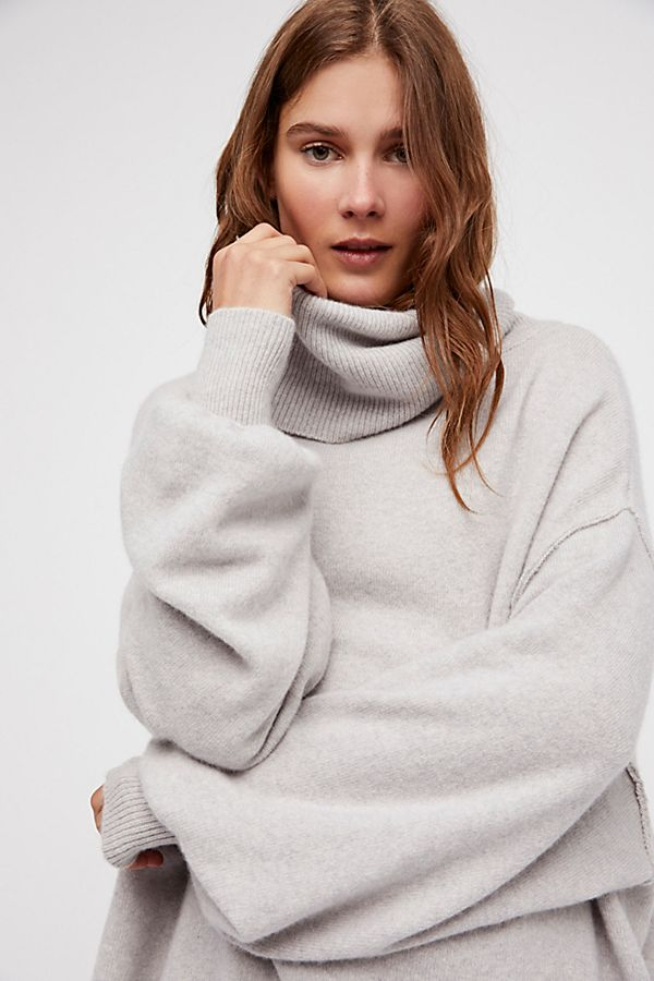 Keep A Secret Cashmere Tunic | Free People