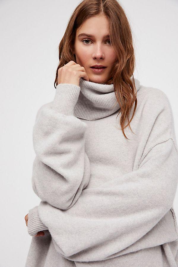 Keep A Secret Cashmere Tunic | Free People