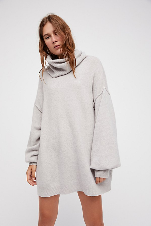 Slide View 2: Keep A Secret Cashmere Tunic