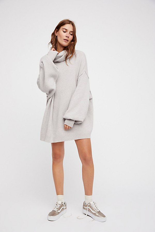 Slide View 4: Keep A Secret Cashmere Tunic