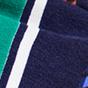 海军蓝 / 芥末黄条纹