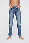 Thumbnail View 4: Levi's 501 Skinny Altered Jeans