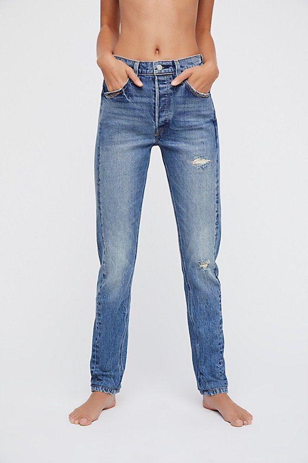 Slide View 4: Levi's 501 Skinny Altered Jeans