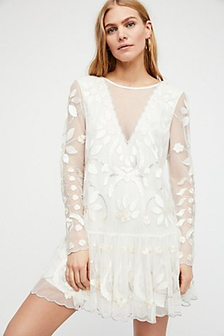 Sale alerts for  Hearts Are Wild Mini Dress - Covvet