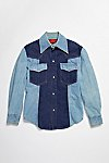 Thumbnail View 3: Vintage 1970s Multitone Denim Set