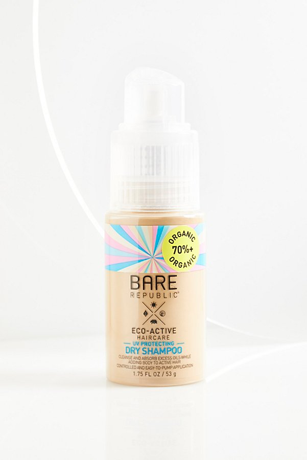 Slide View 1: UV Protecting Dry Shampoo