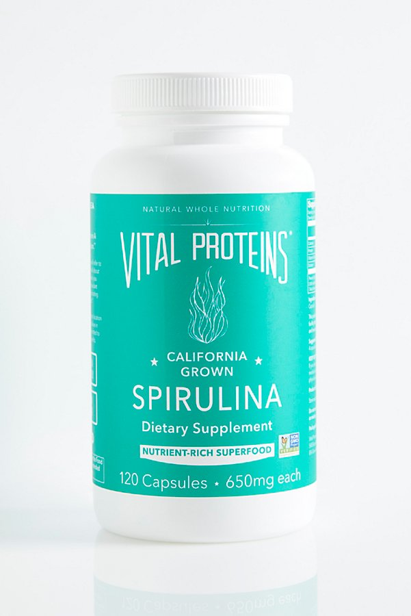 Slide View 1: Vital Proteins Spirulina