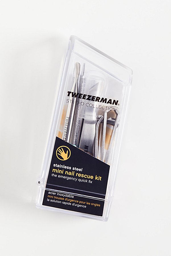 Slide View 2: Tweezerman Mini Nail Rescue Kit