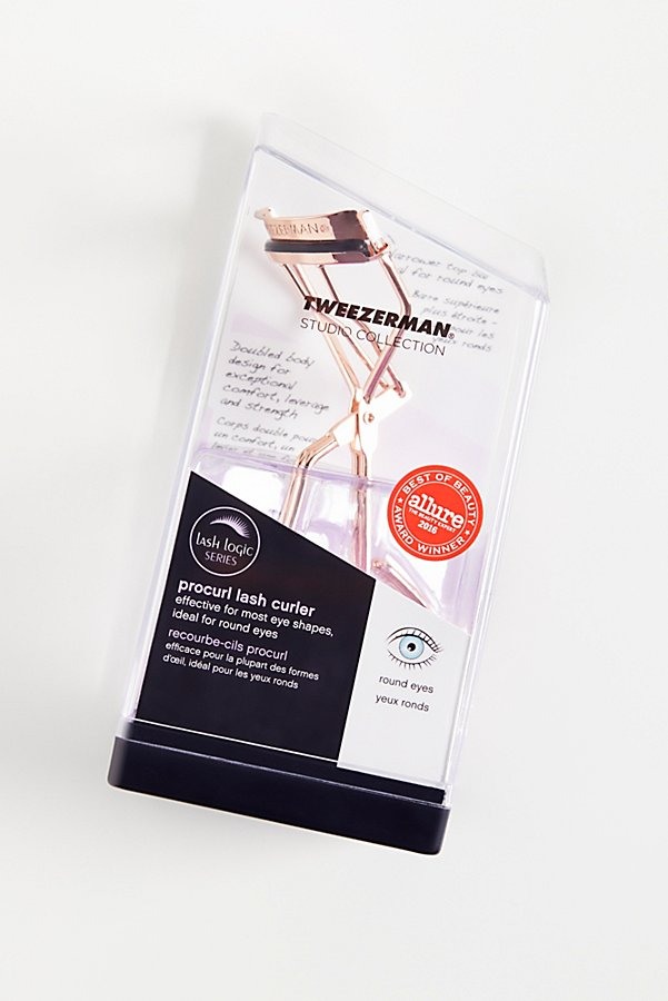 Slide View 2: Tweezerman Procurl Lash Curler