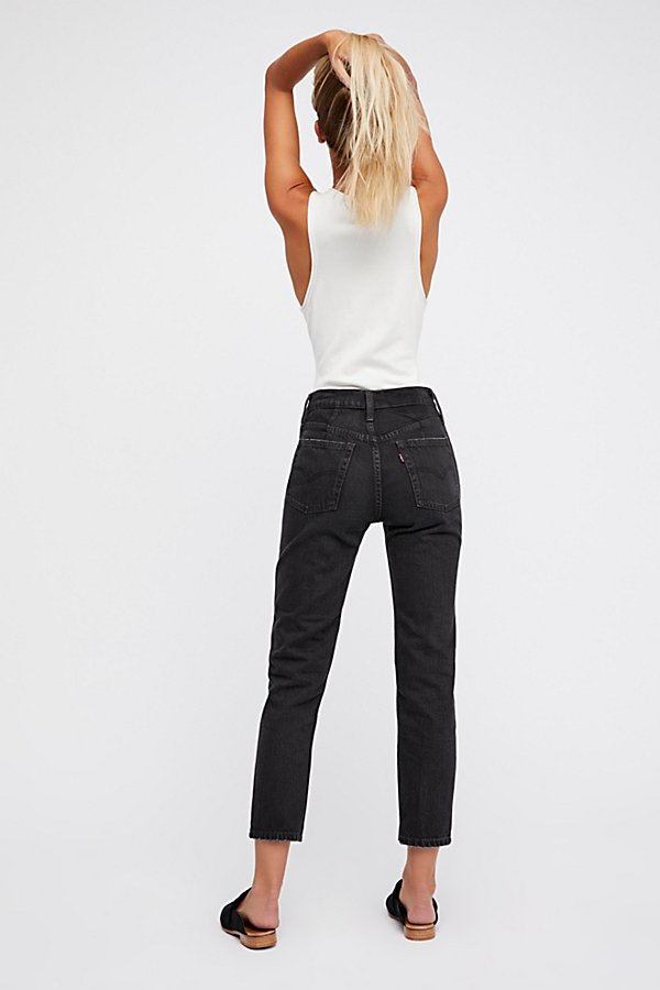 Slide View 2: Levi's Altered Straight Leg Jeans