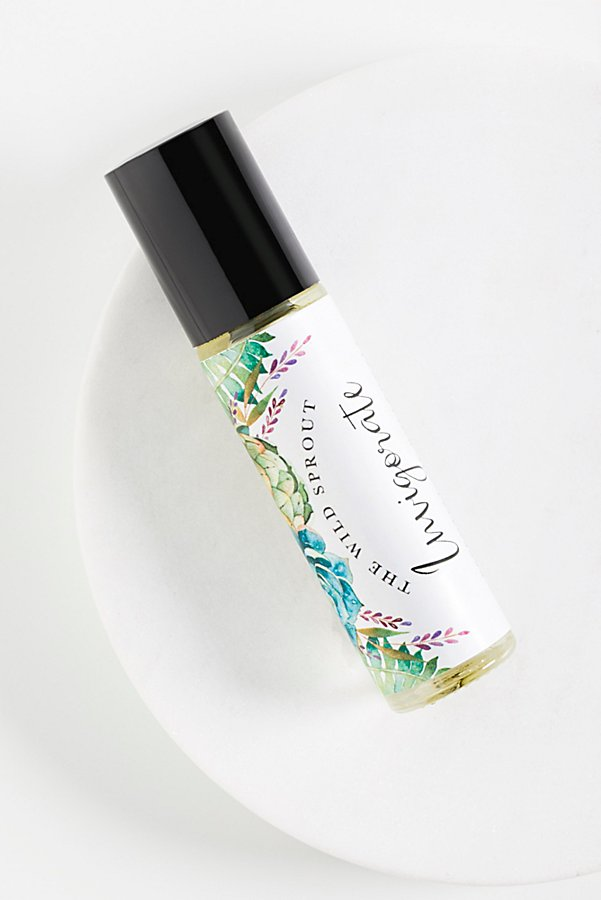 Slide View 2: The Wild Sprout Aromatherapy Rollerball