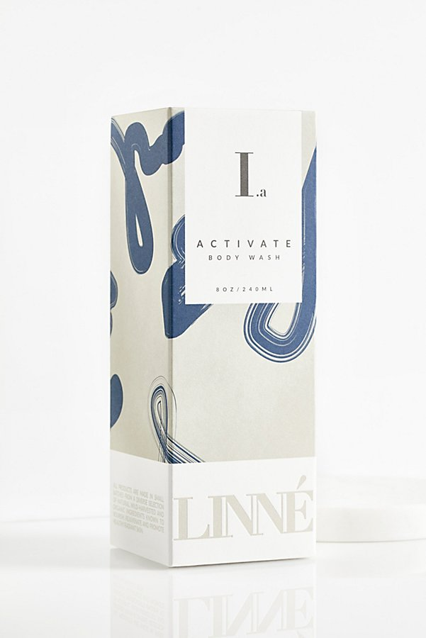 Slide View 2: LINNÉ Activate Body Wash