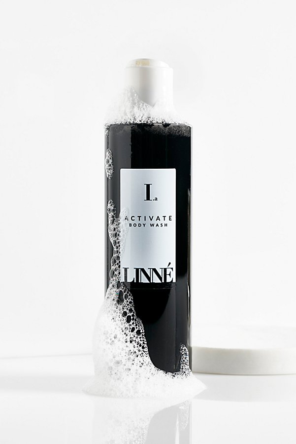 Slide View 1: LINNÉ Activate Body Wash