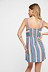 Thumbnail View 2: Short N' Sweet Striped Mini Dress