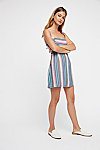 Thumbnail View 4: Short N' Sweet Striped Mini Dress