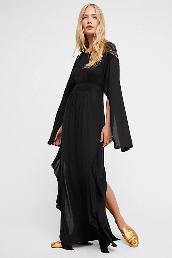 Slide View 4: Fantasy Maxi Dress