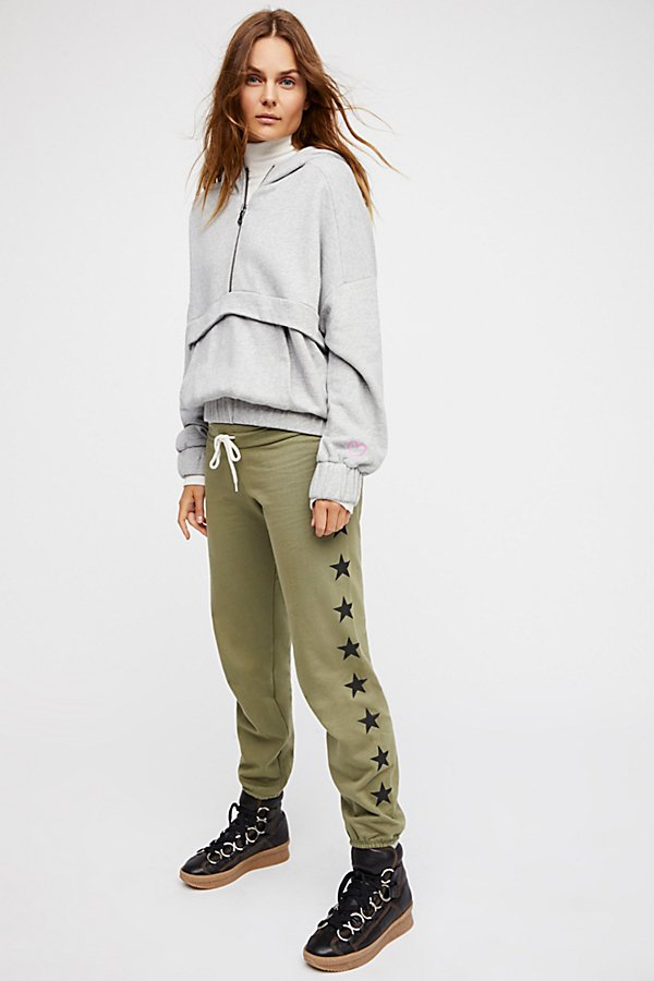 Slide View 2: Vintage Sweats With Foil Stars