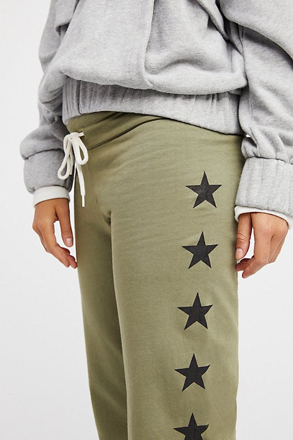 Slide View 4: Vintage Sweats With Foil Stars