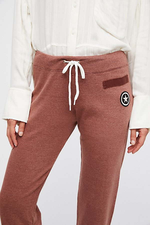 Slide View 5: Military Patch Sweatpants