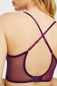 Slide View 2: Whisper Crop Bra