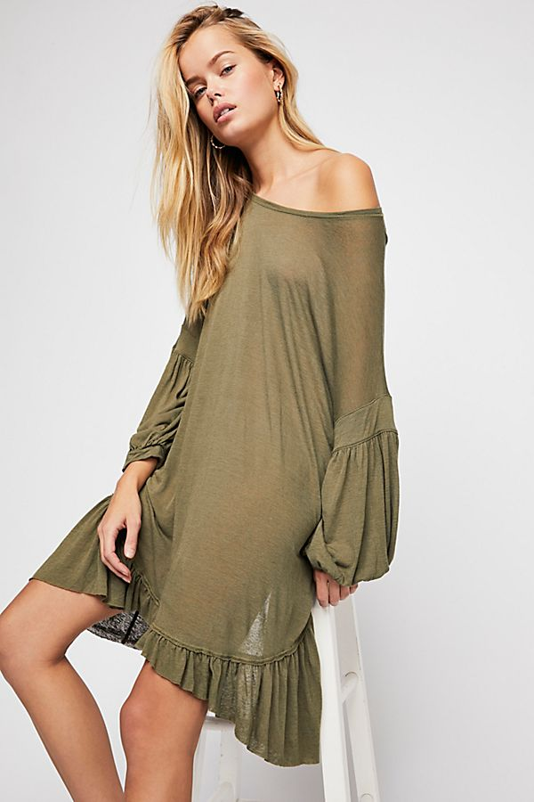 Cute tunic dress