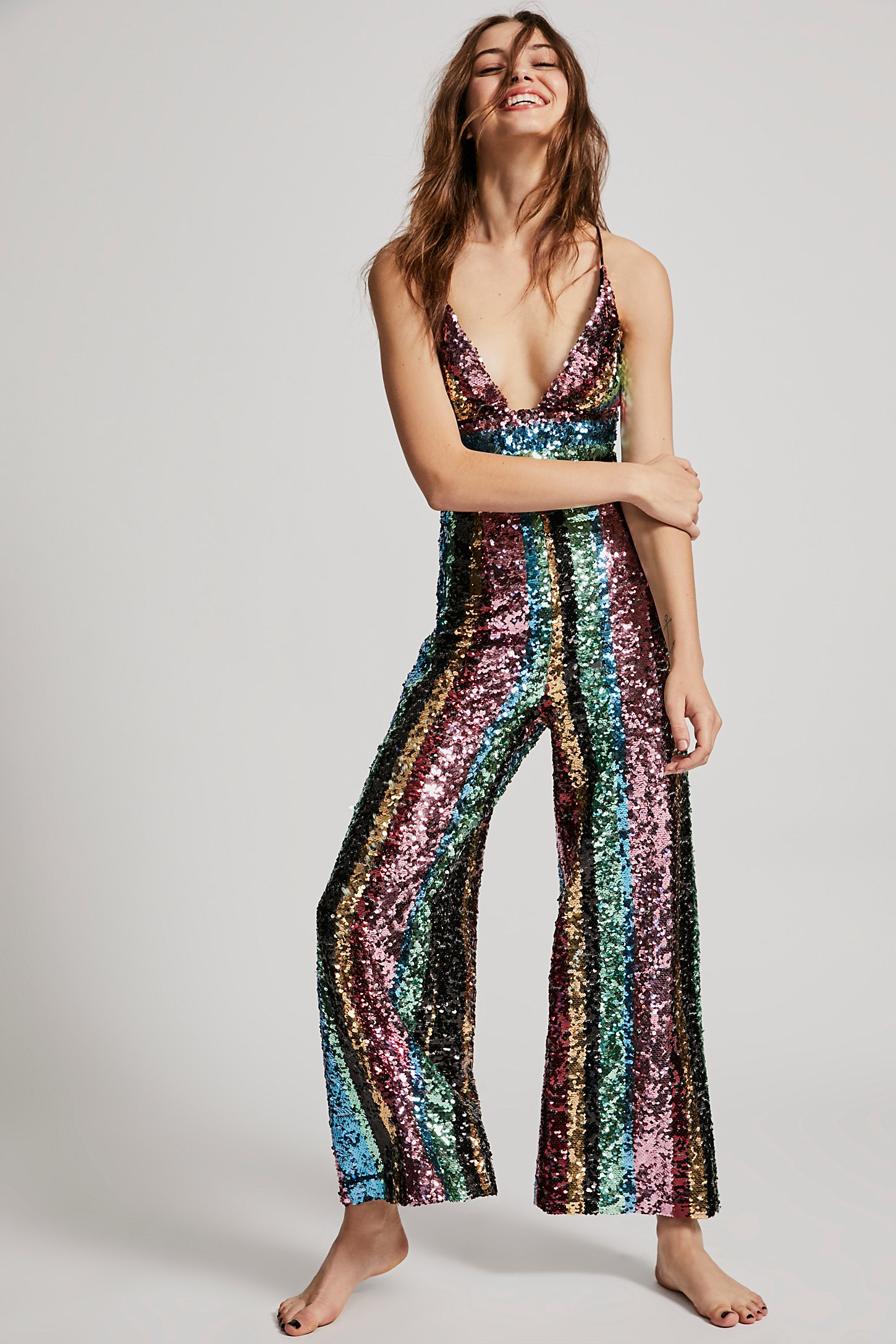 Margarita Jumpsuit Free People Uk