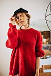 Thumbnail View 2: Fluffy Crew Jumper