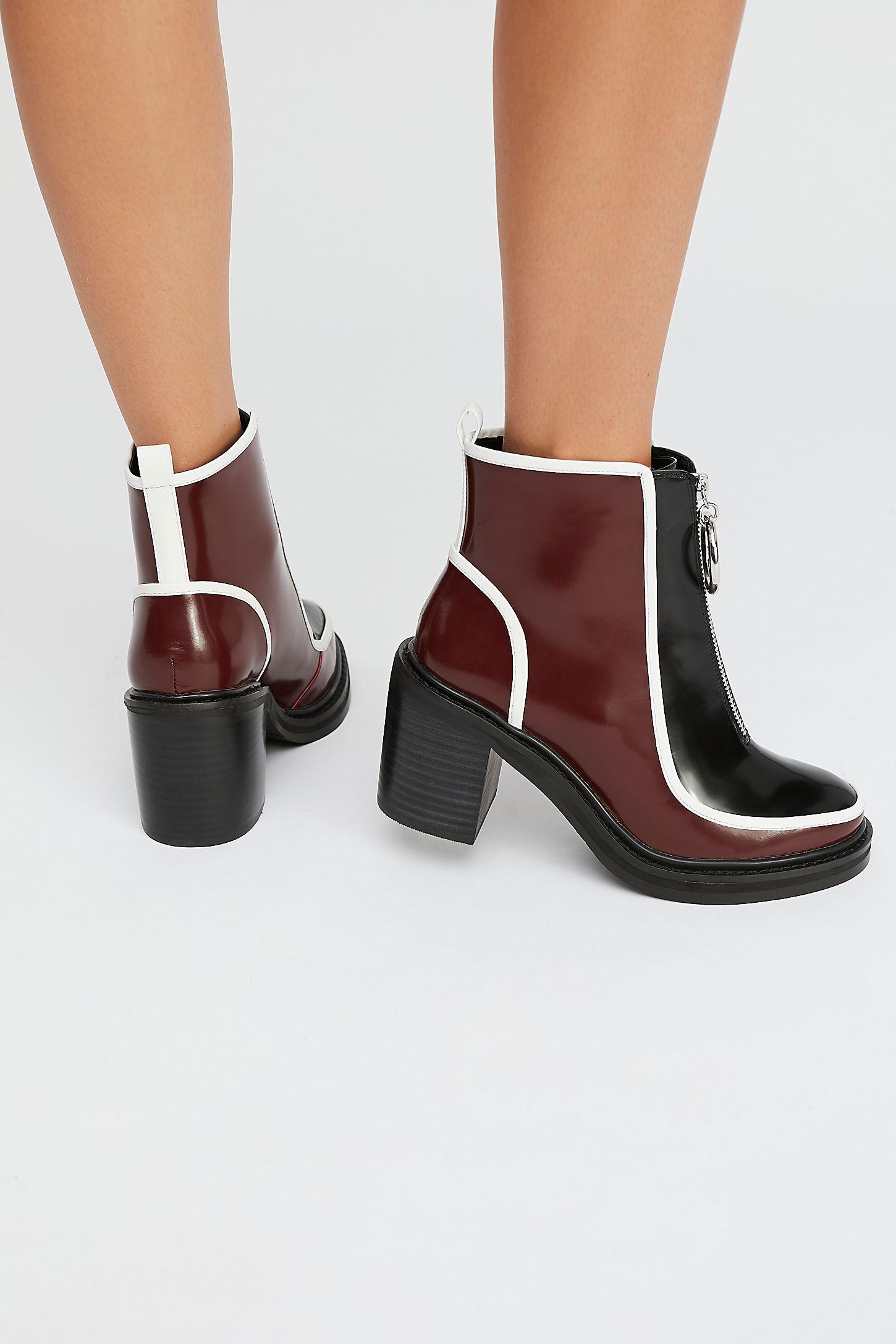 Slide View 4 Verona Heel Boot