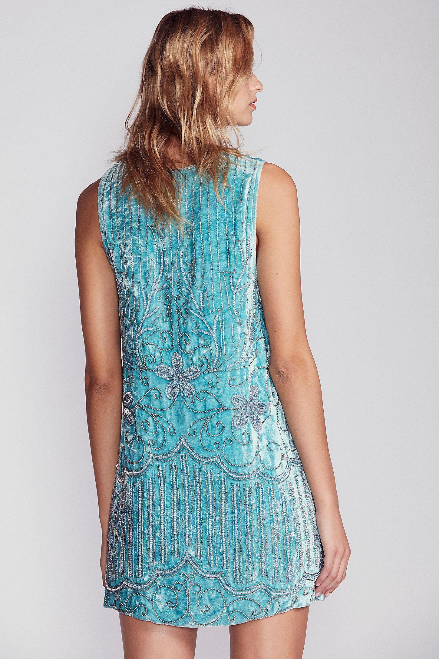 Elsa Sequin Dress   Free People UK