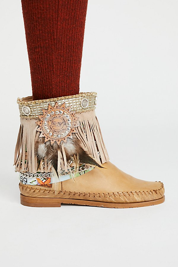 Slide View 1: Ibiza Moccasin Boot