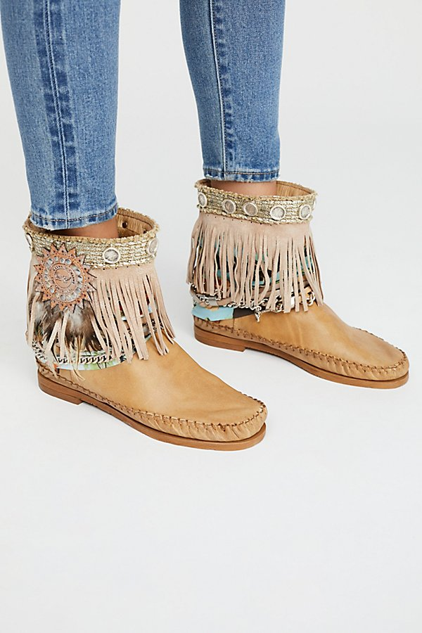 Slide View 2: Ibiza Moccasin Boot