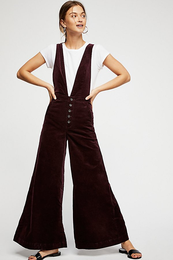 Slide View 3: Old School Love Jumpsuit