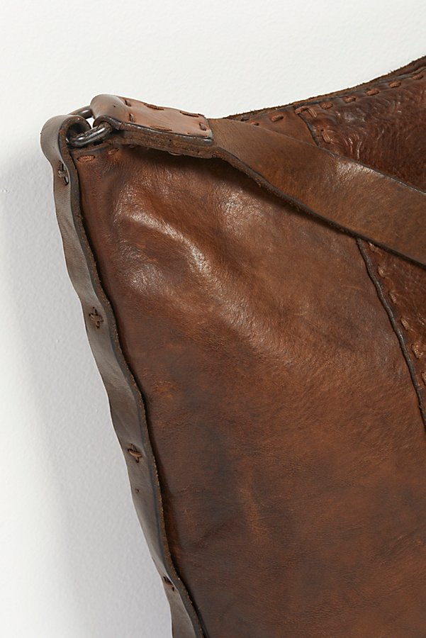 Slide View 5: Trapani Distressed Hobo
