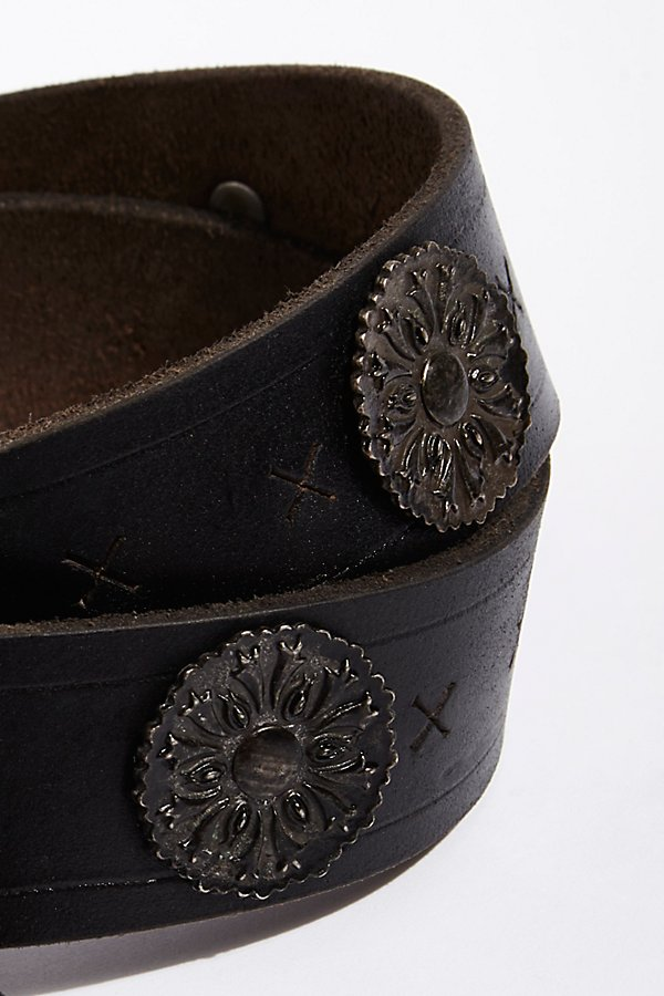 Slide View 3: Monarch Embellished Belt