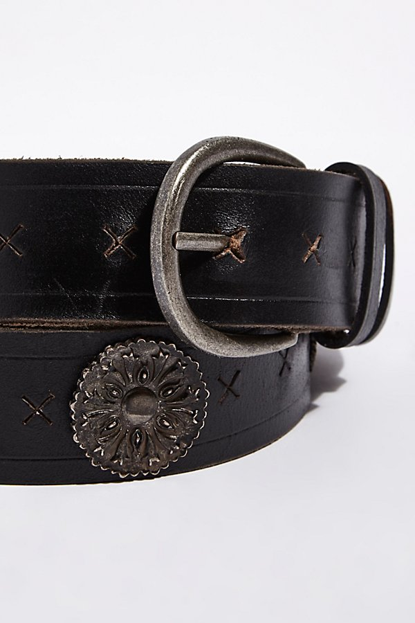 Slide View 4: Monarch Embellished Belt