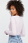 Thumbnail View 2: We The Free Adrianna Layering Top