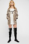 Thumbnail View 2: Slouchy Sequin Jacket