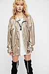 Thumbnail View 3: Slouchy Sequin Jacket