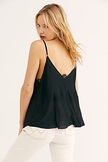 Lost Dreams Silk Cami