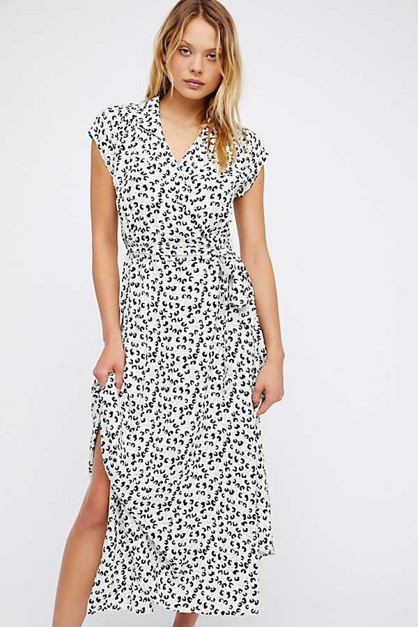 Slide View 1: So Fetch Midi Dress