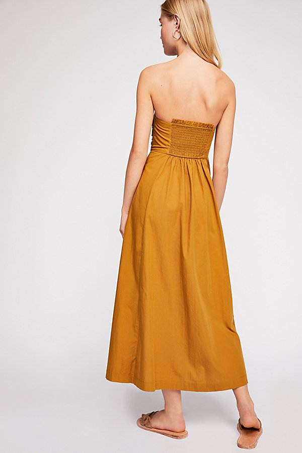 Slide View 2: The Isha Tube Midi Dress