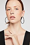 Thumbnail View 1: Essential Tube Hoop Earrings