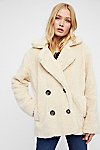 Thumbnail View 4: Teddy Peacoat