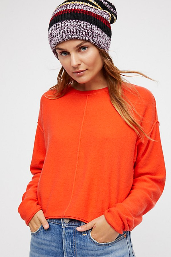 Slide View 1: Now Or Never Cashmere Sweater