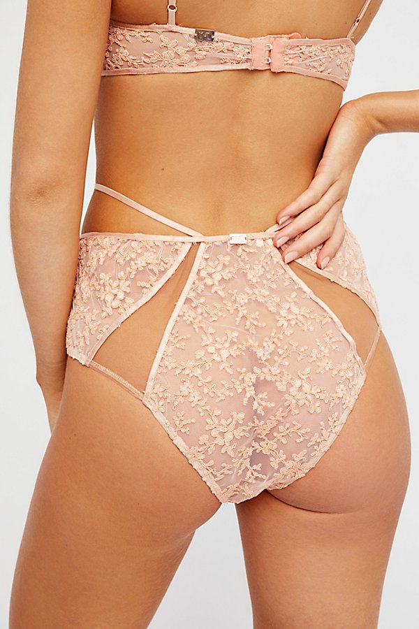 Slide View 3: Miranda High Waist Knickers