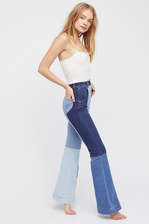 Slide View 2: alice McCalll Hometown Flare Jeans