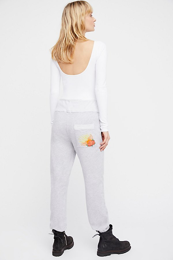 Slide View 2: Savannah Sunray Embroidered Sweatpants