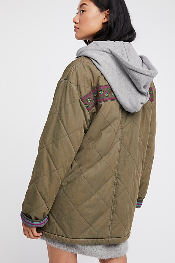 Slide View 2: Take Flight Parka