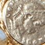 Gold / Silver / Labradorite