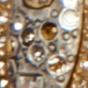 Gold / Vintage Silver